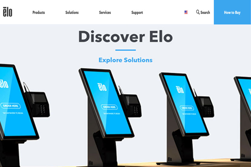 Elotouch Website